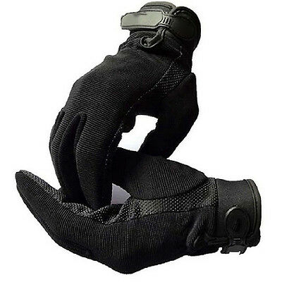 U Full Finger Gloves Motorcycle Bike Military Tactical Airsoft Hunting Riding