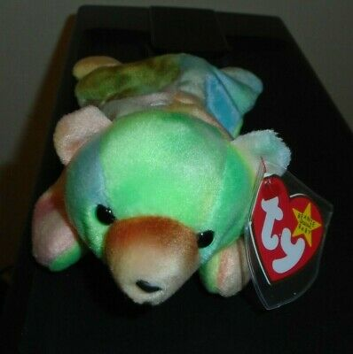 Ty Beanie Baby ~ SAMMY the Bear ~ MINT with MINT TAGS ~ RETIRED