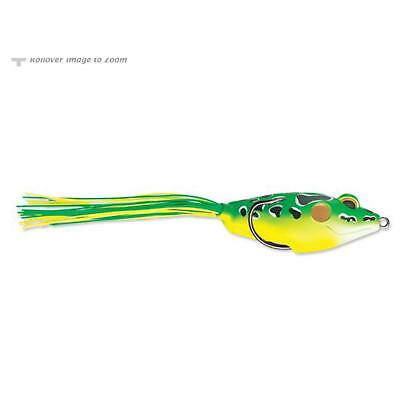 "Terminator 3"" Walking Frog 11/16 Ounce Topwater Lure Lime Leopard, TWF3312"