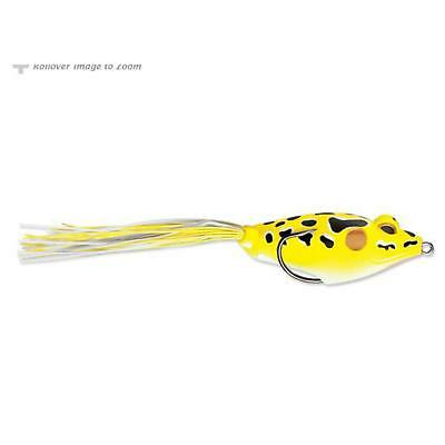"Terminator 3"" Walking Frog 11/16 Ounce Topwater Lure Yellow Leopard, TWF3311"