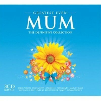 Various Artists - Greatest Ever Mum (3CD) - Various Artists CD PCVG The Cheap