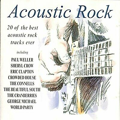 Various - Acoustic Rock - Various CD 9ZVG The Cheap Fast Free Post The Cheap