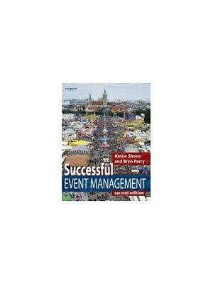 Successful Event Management: a Practical Handbook by Parry, Bryn Paperback Book