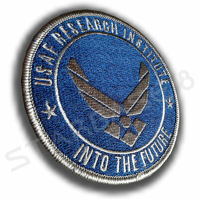 USAF RESEARCH INSTITUTE - STARGATE SG-1 PATCH (10 cm UNIFORM AUFNÄHER)