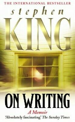 On Writing: A Memoir of the Craft, King, Stephen Hardback Book The Cheap Fast