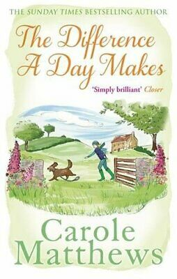 The Difference a Day Makes by Matthews, Carole Book The Cheap Fast Free Post
