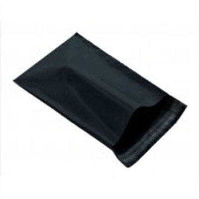 "100 Black 22"" x 30"" Mailing Postage Postal Mail Bags"