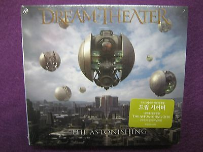 Dream Theater / The Astonishing (2 CD)  NEW SEALED