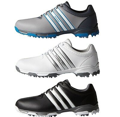 Adidas Golf 360 Traxion Mens 2016 Waterproof Lightweight Golf Shoes Wide Fitting