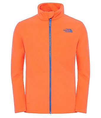 The North Face Youth Snow Quest FZ Jacket, Fleece Jacket for kids