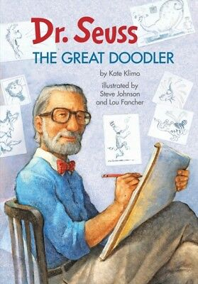 Dr. Seuss: The Great Doodler (Step into Reading) (Hardcover), Kli...