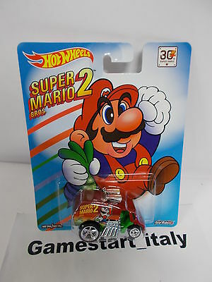 Hot Wheels Super Mario Bros 2 - Cool-One - Nuovo New