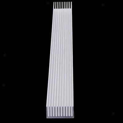 Aluminum Heatsink Cooling for 4 x 3W / 12 x 1W LED