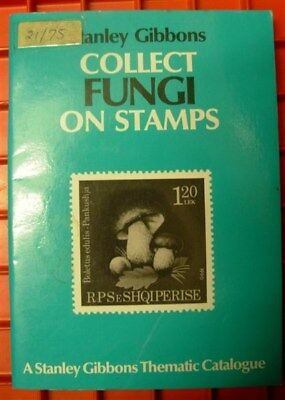 Sg Collect Fungi On Stamps (Id:lit514)