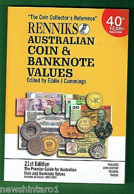 #ll5.  Australian  Coin & Banknote Catalogue To 2004