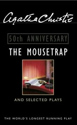 The Mousetrap and Selected Plays by Christie, Agatha. Paperback Book The Cheap