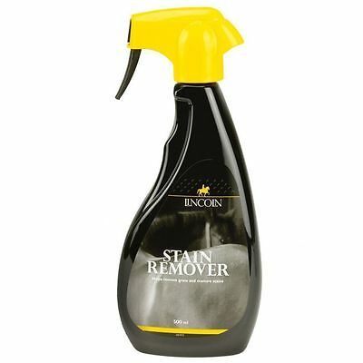 Lincoln Stain Remover for Horse Pony Grooming or Show Preparation  500ml Bottle