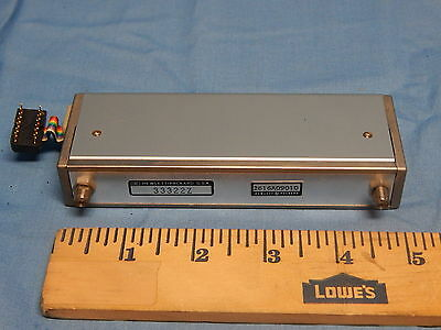 HP 33322Z SMA Step Attenuator 0-110dB/10dBstep DC-18GHz