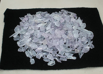 Natural Kunzite Crystal Rough Wholesale Gem Mix Over 500 Carats