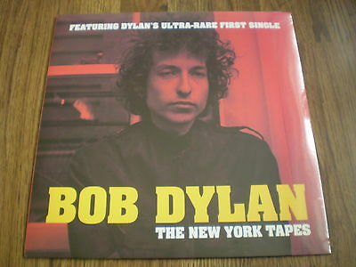 Bob Dylan - The New York Tapes New Lp Sealed