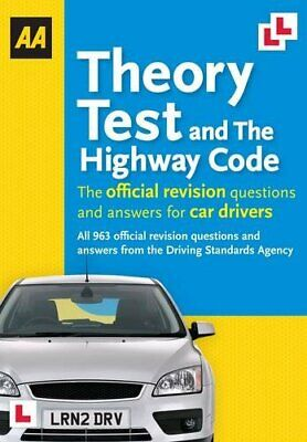 Driving Test Theory & Highway Code (AA Driving Test) by AA Publishing 074957108X