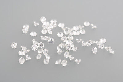 real Zirconia white Old consisted 3,3mm Round / BOX 4 (18)
