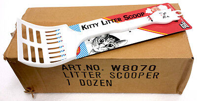 Wholesale Box Of 12 Chef Aid Cat Kitty Litter Scoop