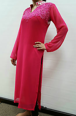 Ladies New Beautiful Kurta Kurti Tunic Pakistani Indian Dress Shalwar Kameez