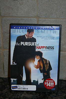 The Pursuit Of Happyness Dvd - Widescreen Edition