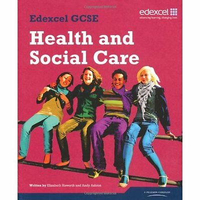 Edexcel GCSE Health and Social Care: Student Book - Paperback NEW Haworth, Ms El