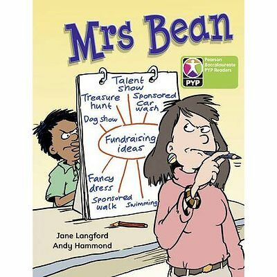 Primary Years Programme Level 4 Mrs Bean 6 Pack (Pearso - Paperback NEW  2009-06