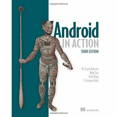 Android in Action - Paperback NEW Frank Ableson 2011-11-20