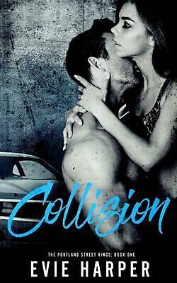 NEW Collision by Evie Harper Paperback Book (English) Free Shipping