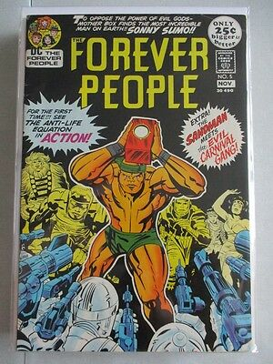 Forever People (1971-1972) #5 FN