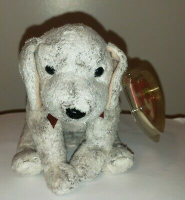 Ty Beanie Baby ~ TRICKS the Dog ~ MINT with MINT TAGS ~ RETIRED