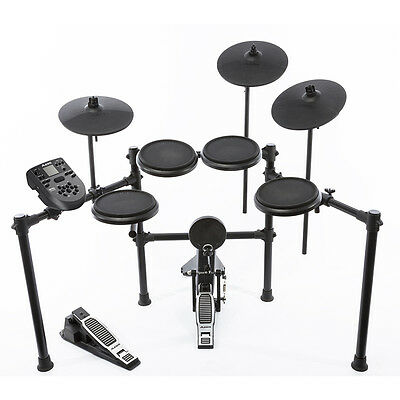 Alesis Nitro 5 piece electric drum kit with 3 cymbals
