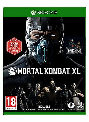 Mortal Kombat XL (Xbox One) [NEW GAME]