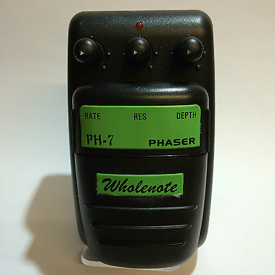 Wholenote PH-7 Phase Guitar Effects Pedal