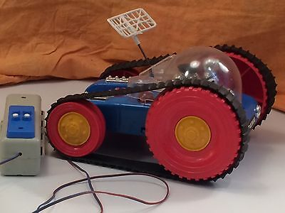 Gama Mondauto Science Fiction Space Car