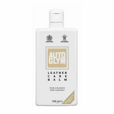 Autoglym Leather Care Balm 500 mL - Auto Car Body Detail