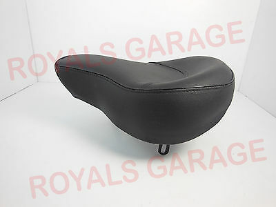 Front Thick King Seat For Royal Bikes Enfield Classic Electra Standard 22