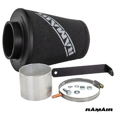 Ramair Performance Induction Intake Air Filter Kit for Fiat Punto Abarth 1.4 T