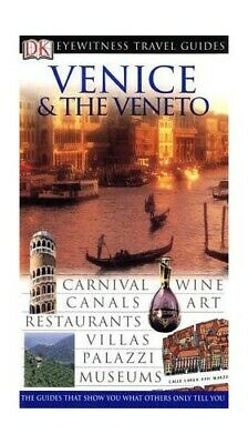 Venice and Veneto (DK Eyewitness Travel Guide) by Boulton, Susie Hardback Book