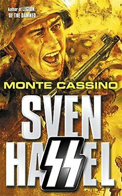 Monte Cassino (CASSELL MILITARY PAPERBACKS), Hassel, Sven Paperback Book The