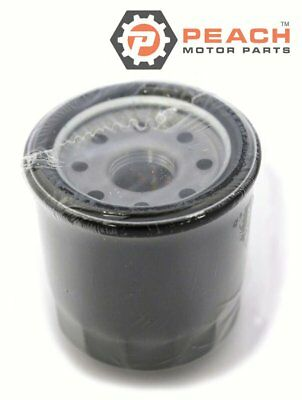 Peach Motor Parts PM-5GH-13440-30-00 Oil Filter Replaces Yamaha 5GH-13440-30-00