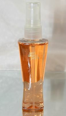 x1 Bath & Body Works Sweet Cinnamon Pumpkin Fragrance Mist Mini Travel Size 3 oz