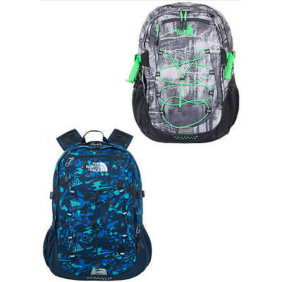 The North Face Borealis Classic Mens Womens Blue Grey Backpack Shoulder Bag