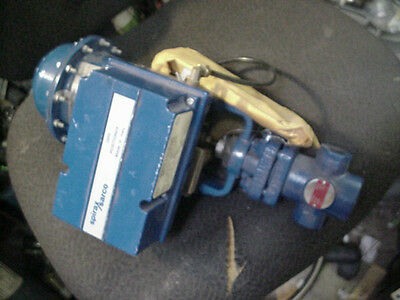 """New Spirax Sarco 1/2""""BSP KE71 steam valve with 5120 actuator and ISP5 control"""