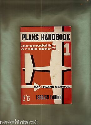 #D241. 1968  Booklet On Model & Radio Control Airplanes