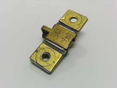 Square D B0.71 Overload Relay Thermal Unit B 0.71
